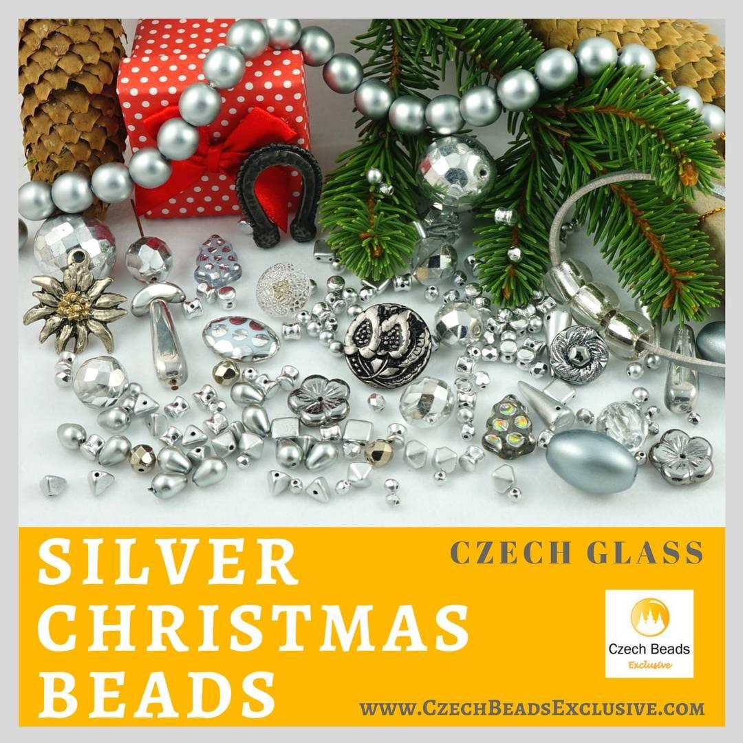czech glass christmas decorations