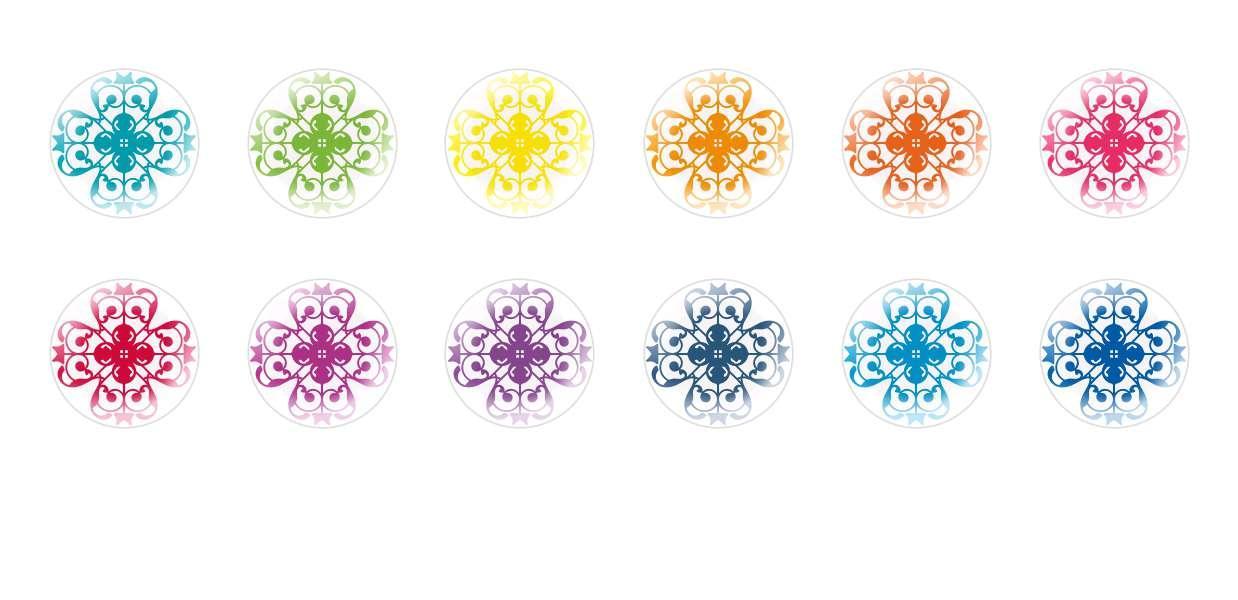 Mano De Cúpula Cristal Checo Cabujones Los Patrones 27 para $ 7.29 de Czech Beads Exclusive