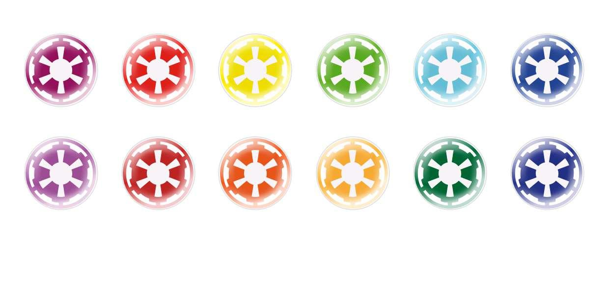 Handmade Round Domed Czech Glass Cabochons Patterns 109 for $7.29 from Czech Beads Exclusive