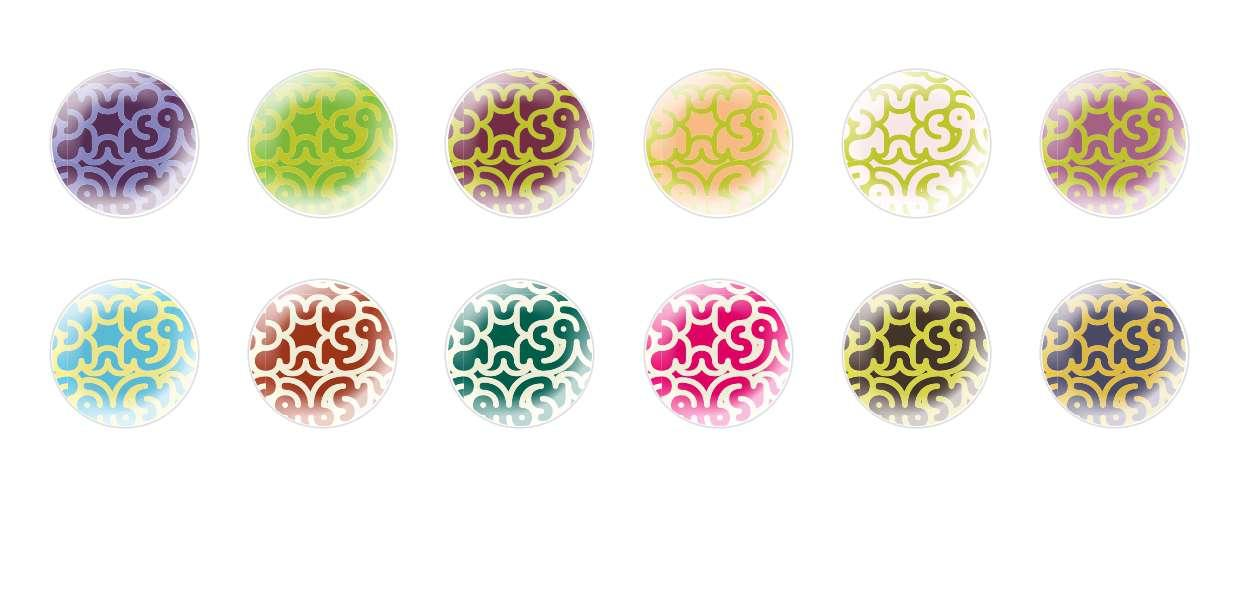 Handmade Round Domed Czech Glass Cabochons Patterns 149 for $7.29 from Czech Beads Exclusive