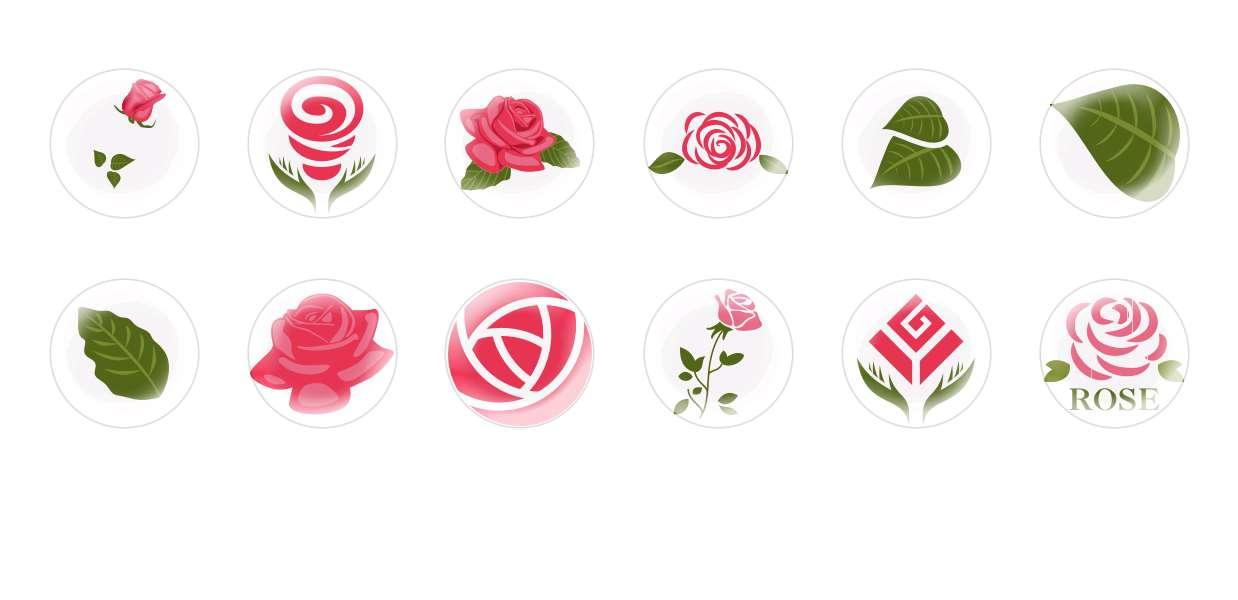 Handmade Round Domed Czech Glass Cabochons Roses for $7.29 from Czech Beads Exclusive