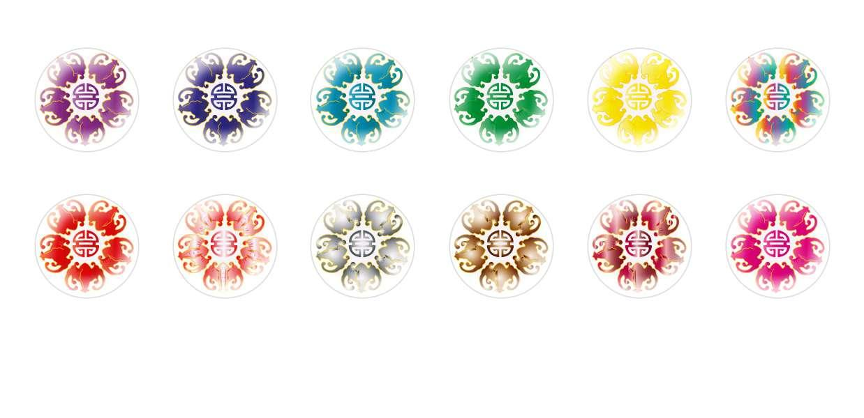 Handmade Round Domed Czech Glass Cabochons Patterns 154 for $7.29 from Czech Beads Exclusive