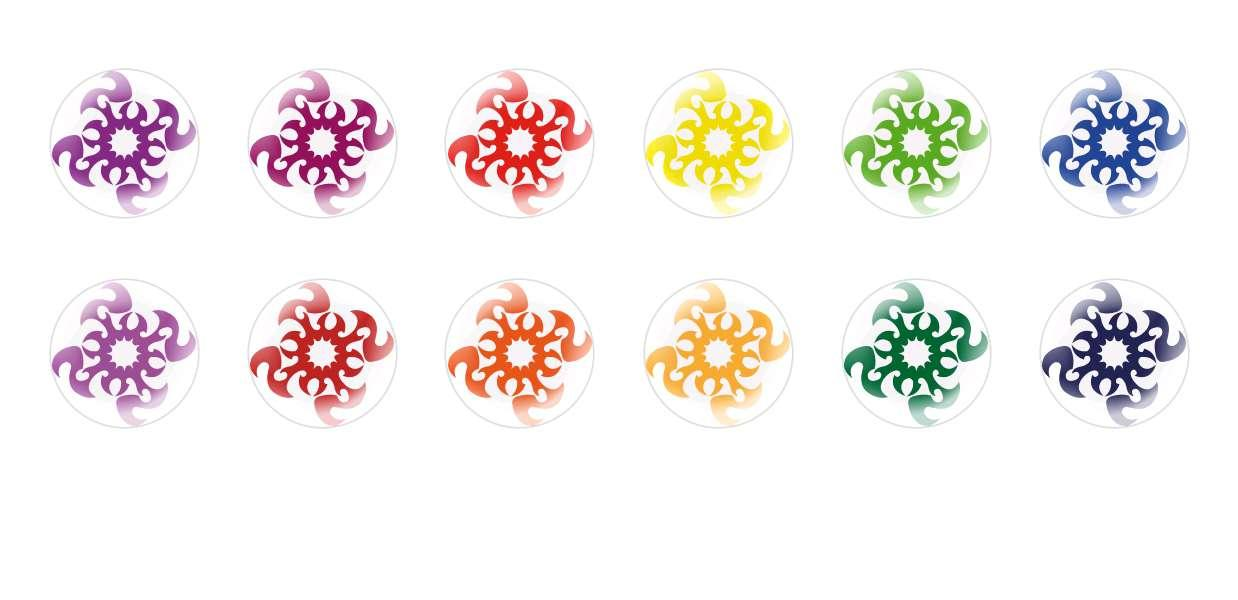 Handmade Round Domed Czech Glass Cabochons Patterns 111 for $6.93 from Czech Beads Exclusive