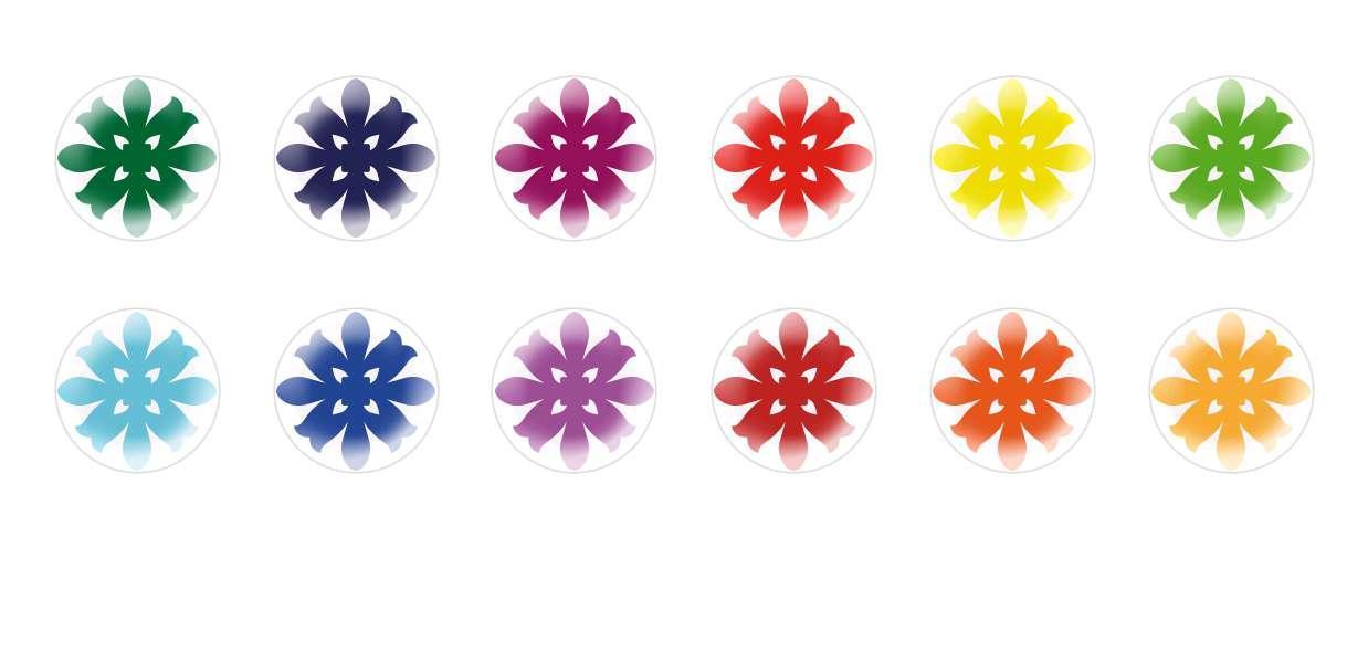 Круглый Купольный Ручной Работы Кабошоны Структуры 97 для $ 6.93 из Czech Beads Exclusive
