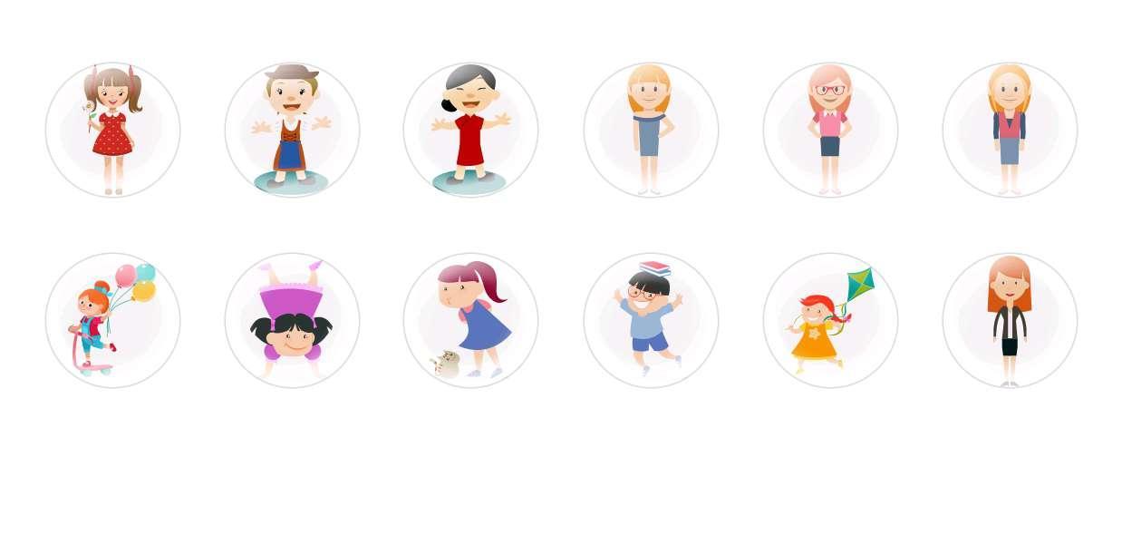 Runde Kuppel Tschechische Glas-Cabochons Kinder 1 für $ 7.29 von Czech Beads Exclusive