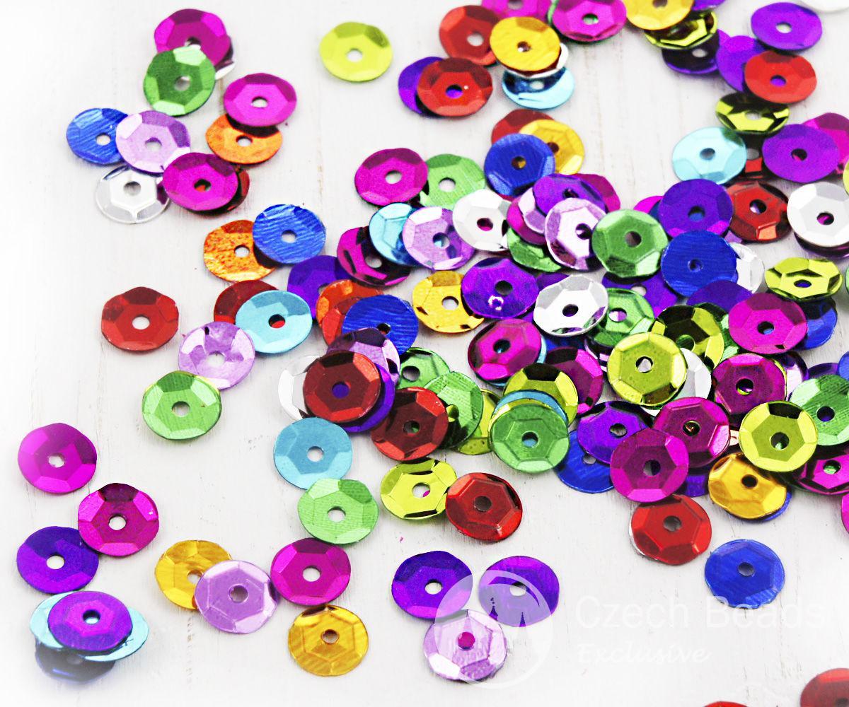 Картинка пайетки разноцветные настенную напольную