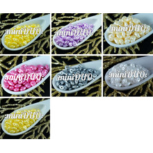 10g Miniduo Ceca Seed Beads Di Vetro A Due Fori Mini Duo 2mm X 4mm per $ 3.59 da Czech Beads Exclusive