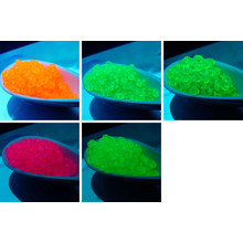 20g Clear Neon Twin Seed Beads Glass Czech Two Hole Preciosa Twins 2.5mm X 5mm for $4.38 from Czech Beads Exclusive
