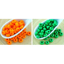 20g Opaque Preciosa Round Seed Beads 2/0 Pearls Rocaille Spacer for $2.64 from Czech Beads Exclusive