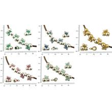 8pcs Patina Waschen Kirsche Spacer Obst Großes Loch Europäischen Pandora Style 11mm X 7mm für $ 2.8 von Czech Beads Exclusive